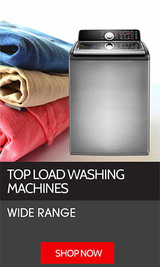 TOP LOAD WASHERS