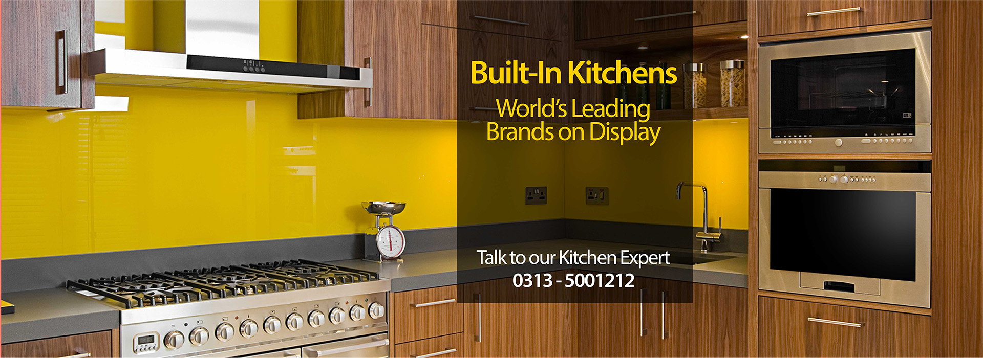BUILTIN APPLIANCES