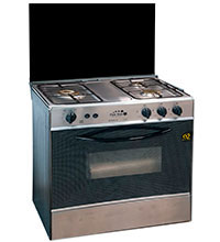 FIVE STAR 70CM 3BURNER