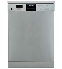 SHARP DISHWASHER 60X60 CM