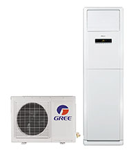 GREE 4.0 TON HEAT & COOL  INVERTER FLOOR STANDING