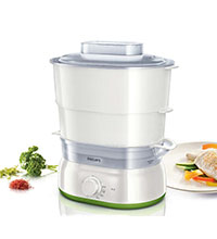 PHILIPS KITCHEN FOOD STEAMER