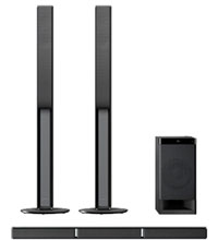 SONY HOME THEATER 5.1-CHANNEL
