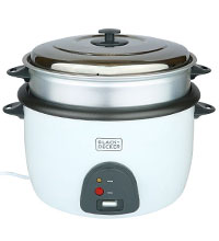BLACK&DECKER  KITCHEN RICE COOKER