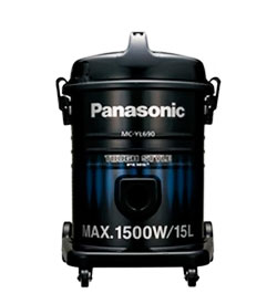 PANASONIC DRUM TYPE 1500 WATT