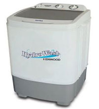 KENWOOD  8KG SINGLE TUB