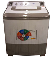 SUPER ASIA 10KG TWIN TUB